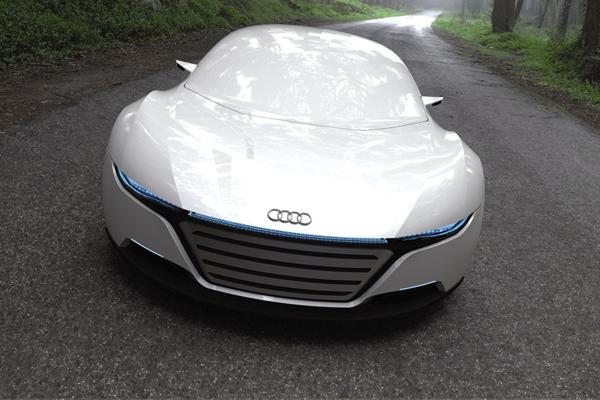奥迪A9将于2014年发布 预计售价74万元_网易汽车
